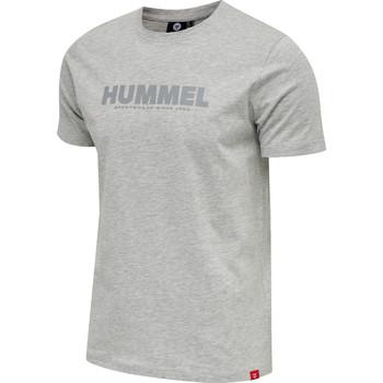 Υφασμάτινα Άνδρας T-shirt με κοντά μανίκια Hummel T-shirt  hmlLEGACY gris