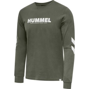 Μπλουζάκια με μακριά μανίκια Hummel T-shirt manches longues hmlLEGACY [COMPOSITION_COMPLETE]