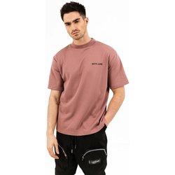 Υφασμάτινα Άνδρας T-shirt με κοντά μανίκια Sixth June T-shirt  essential rose