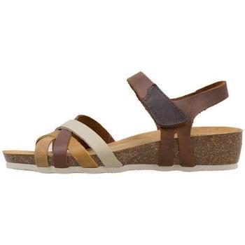 Παπούτσια Γυναίκα Σανδάλια / Πέδιλα Senses & Shoes  Orange
