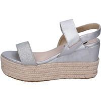 Παπούτσια Γυναίκα Σανδάλια / Πέδιλα Energy BH199 Ασήμι