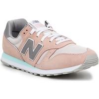 Παπούτσια Γυναίκα Χαμηλά Sneakers New Balance WL373CP2 pink