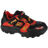 Παπούτσια Παιδί Πεζοπορίας Skechers Damager III-Fire Stopper Noir