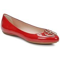 Παπούτσια Γυναίκα Μπαλαρίνες Hugo Boss Black LISETTE Red