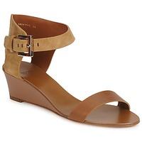 Παπούτσια Γυναίκα Σανδάλια / Πέδιλα Hugo Boss Black SAFFY Brown