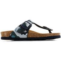 Παπούτσια Παιδί Σαγιονάρες Grunland CB0406 Γκρί