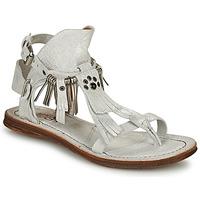 Παπούτσια Γυναίκα Σανδάλια / Πέδιλα Airstep / A.S.98 RAMOS Άσπρο / Irisé