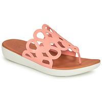 Παπούτσια Γυναίκα Σαγιονάρες FitFlop ELODIE Ροζ