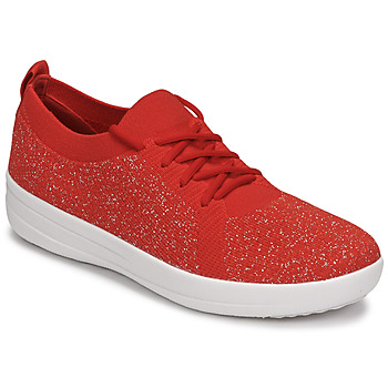 Παπούτσια Γυναίκα Χαμηλά Sneakers FitFlop F-SPORTY Red