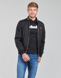 Υφασμάτινα Άνδρας Μπουφάν Schott CABLS21R Black