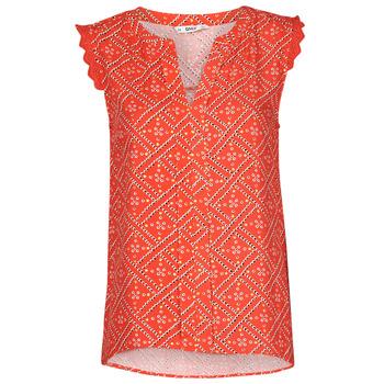 Υφασμάτινα Γυναίκα Μπλούζες Only ONLVIOLETTE Orange