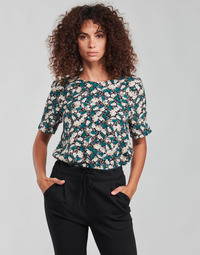 Υφασμάτινα Γυναίκα Μπλούζες Vero Moda VMRILLO Green
