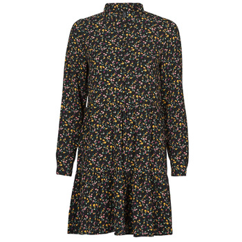 Υφασμάτινα Γυναίκα Κοντά Φορέματα Vero Moda VMSAGA Black