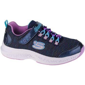 Παπούτσια Παιδί Χαμηλά Sneakers Skechers Star Speeder-Jewel Kicks Bleu marine