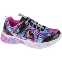 Παπούτσια Παιδί Χαμηλά Sneakers Skechers Sweetheart Lights Multicolore