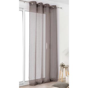Σπίτι Κουρτίνες Linder VOILE DE LIN Grey
