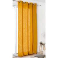 Σπίτι Κουρτίνες, περσίδες Linder TOILE ASP.LIN Yellow / Orange