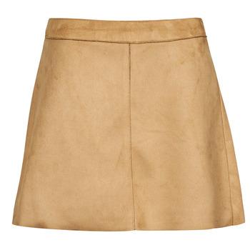 Υφασμάτινα Γυναίκα Φούστες Only ONLLINEA Brown