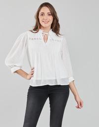 Υφασμάτινα Γυναίκα Μπλούζες Only ONLMADONNA Άσπρο