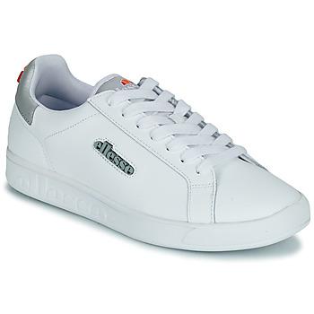 Παπούτσια Γυναίκα Χαμηλά Sneakers Ellesse CAMPO Άσπρο / Silver
