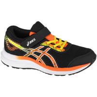 Παπούτσια Παιδί Τρέξιμο Asics Pre Excite 6 PS Noir