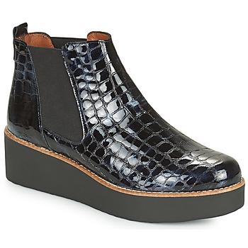 Παπούτσια Γυναίκα Μπότες Fericelli LORNA Marine