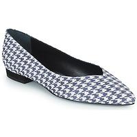 Παπούτσια Γυναίκα Μπαλαρίνες JB Martin VERONICA Άσπρο