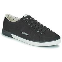 Παπούτσια Άνδρας Χαμηλά Sneakers Redskins SABARI2 Black / Άσπρο