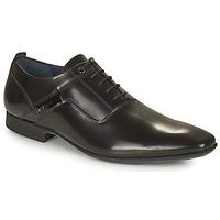 Παπούτσια Άνδρας Derby Redskins HUGO Black