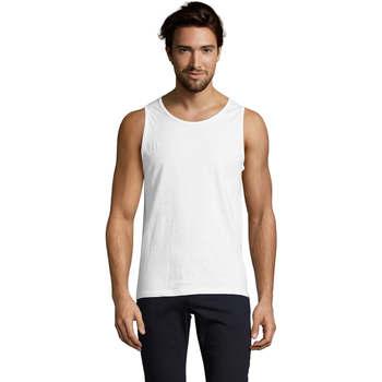 Αμάνικα/T-shirts χωρίς μανίκια Sols Justin camiseta sin mangas