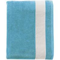 Σπίτι Πετσέτες θαλάσσης Sols Toalla albornoz Azul