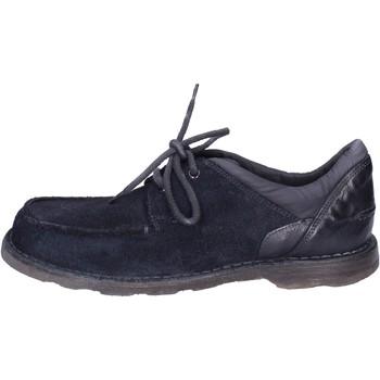 Παπούτσια Άνδρας Derby Moma Κλασσικός BH249 Μπλέ