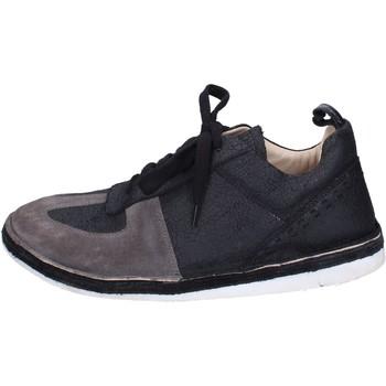 Παπούτσια Άνδρας Derby Moma Κλασσικός BH259 Black