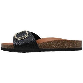 Παπούτσια Γυναίκα Τσόκαρα Senses & Shoes  Black