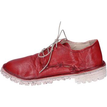 Παπούτσια Γυναίκα Derby Moma Κλασσικός BH273 Red