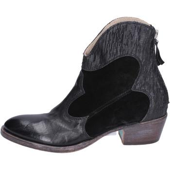 Παπούτσια Γυναίκα Μποτίνια Moma Μπότες αστραγάλου BH281 Black