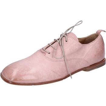 Παπούτσια Γυναίκα Derby Moma BH286 Ροζ