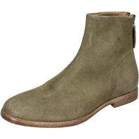 Παπούτσια Γυναίκα Μποτίνια Moma BH302 πράσινος