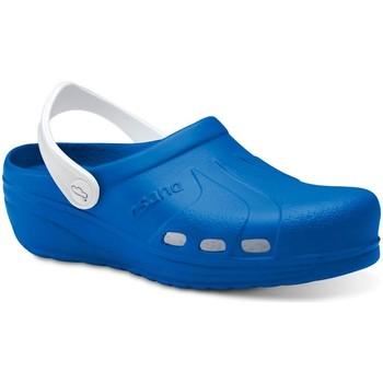 Παπούτσια Άνδρας Σαμπό Feliz Caminar Zuecos Sanitarios Asana - Μπλέ