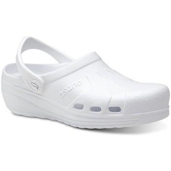 Παπούτσια Άνδρας Σαμπό Feliz Caminar Zuecos Sanitarios Asana - Άσπρο