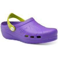 Παπούτσια Άνδρας Σαμπό Feliz Caminar Zuecos Sanitarios Asana - Multicolour