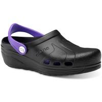 Παπούτσια Άνδρας Σαμπό Feliz Caminar Zuecos Sanitarios Asana - Black