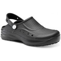Παπούτσια Άνδρας Σαμπό Feliz Caminar Zueco Laboral Flotantes Evolution - Black