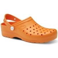 Παπούτσια Άνδρας Σαμπό Feliz Caminar Zuecos Sanitarios Flotantes Gruyere - Orange