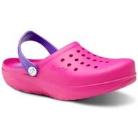 Παπούτσια Άνδρας Σαμπό Feliz Caminar Zuecos Sanitarios Kinetic - Ροζ