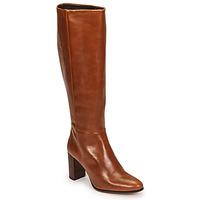 Παπούτσια Γυναίκα Μπότες για την πόλη Fericelli PACHA Brown