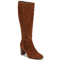 Παπούτσια Γυναίκα Μπότες για την πόλη Fericelli PINO Brown