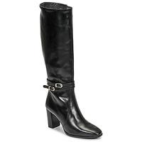 Παπούτσια Γυναίκα Μπότες για την πόλη Fericelli PLIET Black