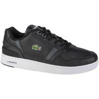 Παπούτσια Άνδρας Χαμηλά Sneakers Lacoste T-Clip Noir