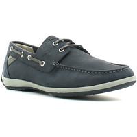 Παπούτσια Άνδρας Boat shoes Lumberjack SM11104 001 D07 Μπλε